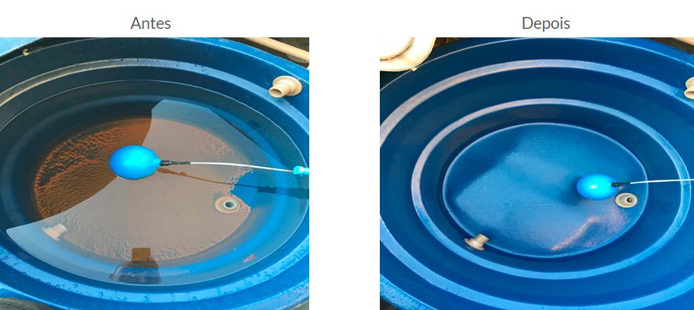 Como fazer limpeza de cisterna?