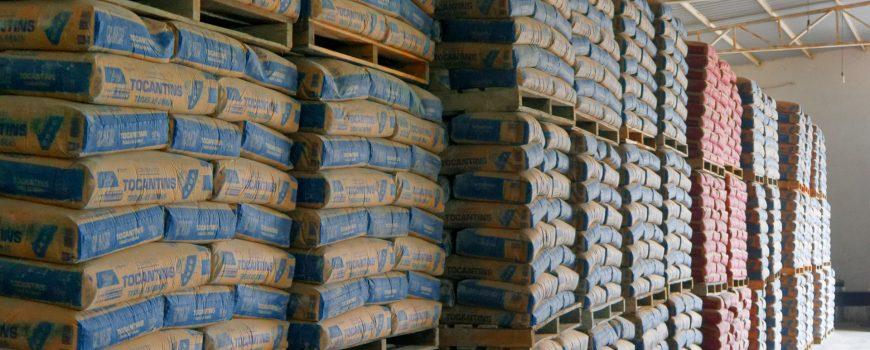 Dicas para armazenar o cimento de forma correta e duradoura