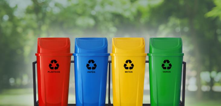 A importância da separação do lixo